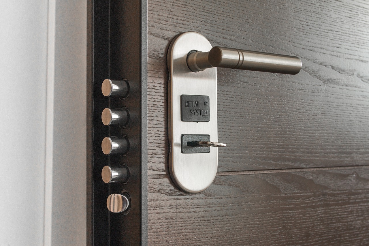 Keep Home Defense Strong How to Secure a Door from Being Kicked In