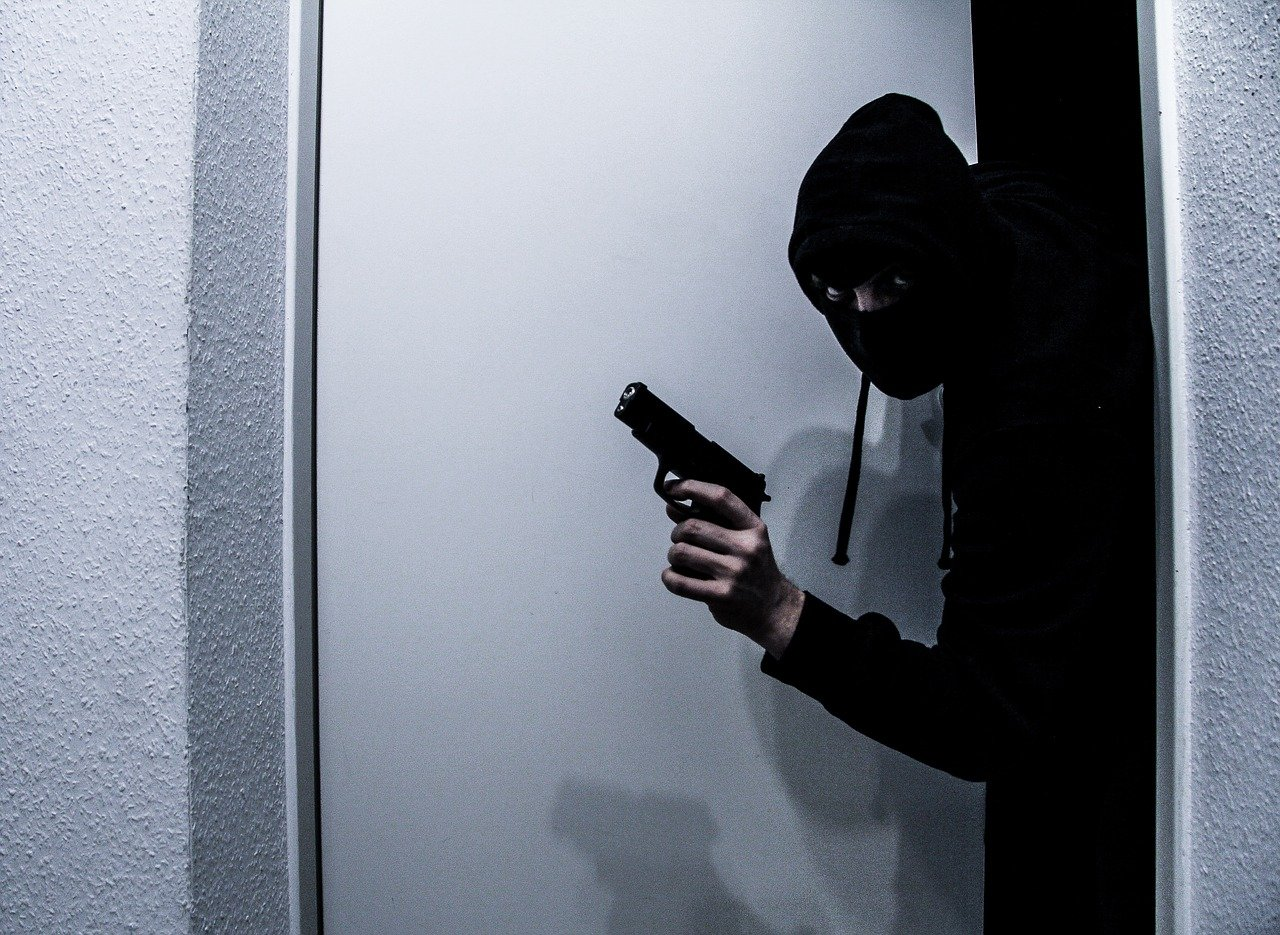 Top 10 States With the Most Burglar and Robbery Cases in America